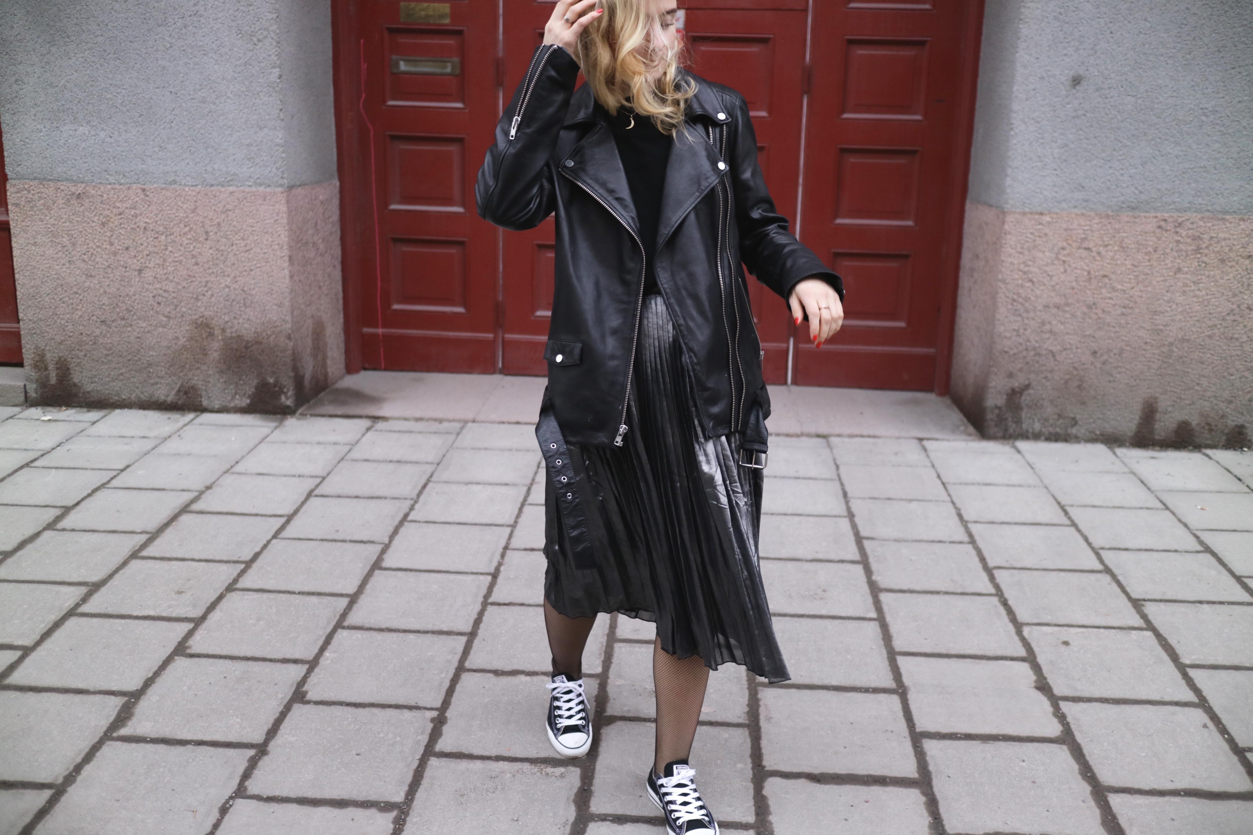 grossistpris ganska cool pålitlig kvalitet Nätstrumpbyxor - Fanny Ekstrand - Metro Mode