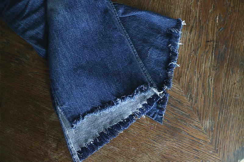 Miniguide: Så fransar du dina jeans Fanny Ekstrand Metro